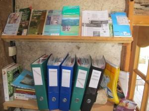 Veel touristische informatie uit de Allier, Auvergne.