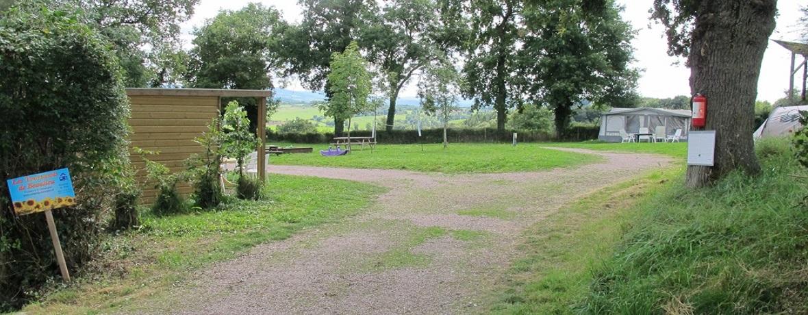 Welkom op Camping Les Tournesols de Beaulieu